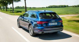 Audi A4 GNC