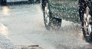equipamiento coche para la lluvia