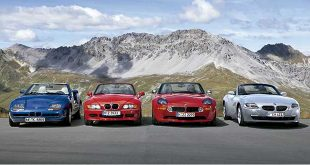 Serie descapotable BMW Z