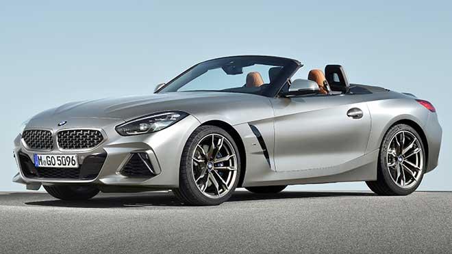 BMW Z4 - generación z
