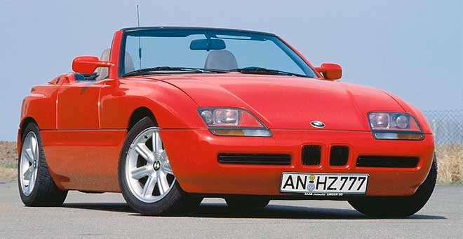 BMW Z1 roadster