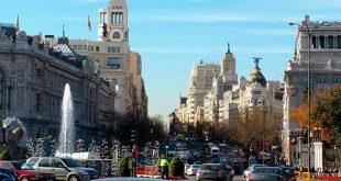 Las etiquetas medioambientales de la DGT, obligatorias en Madrid desde el 24 de abril