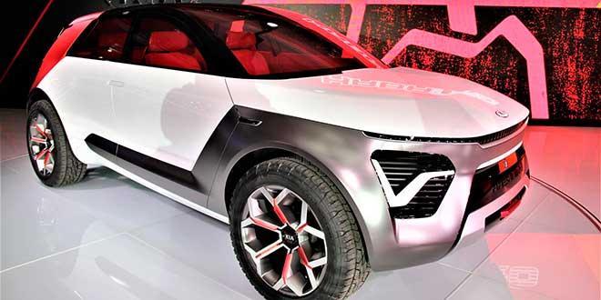 Kia reinventa su concepto de coche eléctrico con el Habaniro