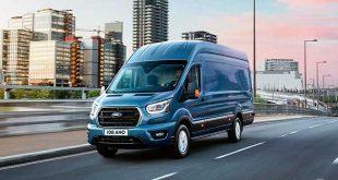 Ford Transit aumenta su capacidad de carga gracias a tecnología aeroespacial