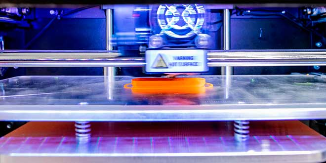 Audi empieza a utilizar impresión 3D en la producción de sus vehículos