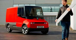 Renault apuesta por el EZ-FLEX para facilitar las entregas urbanas de última milla