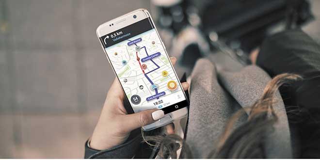 Apps inteligentes para conducir