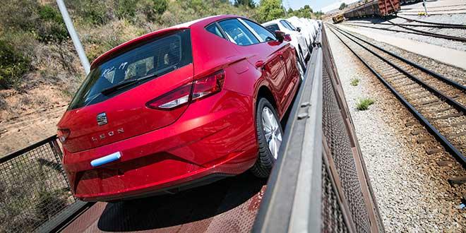 El primer trimestre de la exportación y producción de vehículos, en negativo