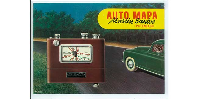 El navegador GPS, reconocido como el invento más popular en la historia del automóvil