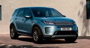 El Land Rover Discovery Sport estrena variante híbrida