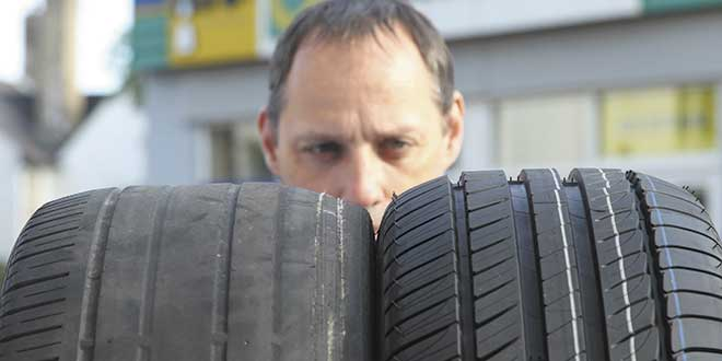 La importancia de unos neumáticos en buen estado