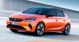 Así es la sexta generación del Opel Corsa