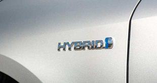 Los híbridos de Toyota circulan un 80% del tiempo en modo eléctrico en su uso en ciudad