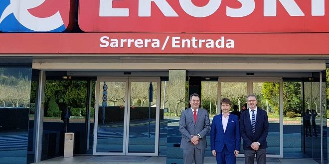 ALD Automotive firma un acuerdo con Viajes Eroski para ofrecer renting a los socios del Club Eroski y a sus clientes