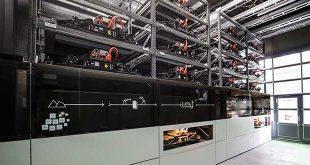 Audi crea una unidad de almacenamiento de baterías recicladas en Berlín