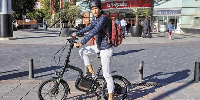 Las bicis eléctricas no necesitan matriculación, según la DGT