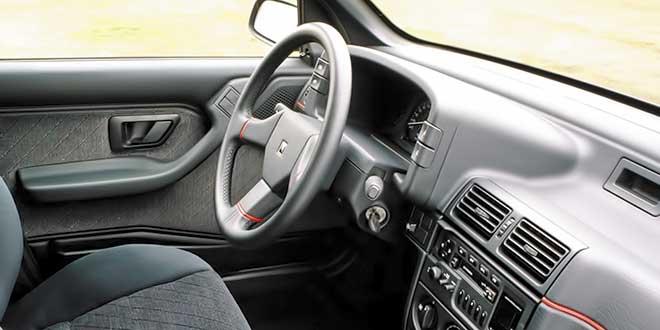 Interior Citroën ZX
