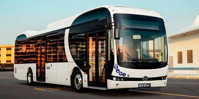 La EMT de Madrid incorporará 15 autobuses eléctricos a su flota