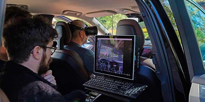 Volvo y Varjo crean la primera app de realidad mixta para desarrollar vehículos