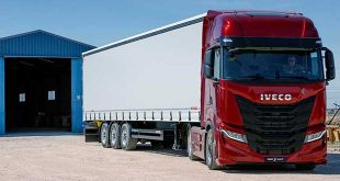 IVECO lanza un nuevo camión 100% conectado para larga distancia