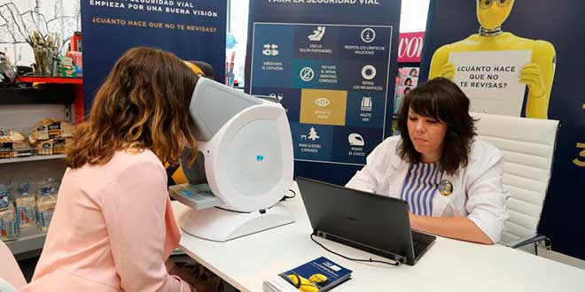 Cerca de ocho millones de españoles conducen con problemas de visión