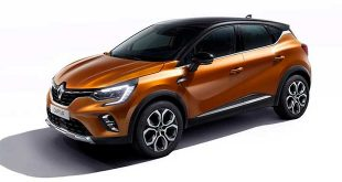 "Renault renueva su Captur ""made in Spain"""