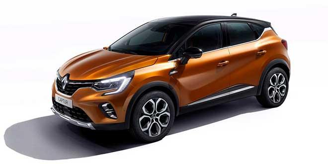 """Renault renueva su Captur """"made in Spain"""""""