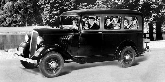 ¿Cuál fue el primer SUV de la historia?