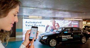 Bosch y Daimler obtienen el visto bueno al primer aparcamiento sin conductor