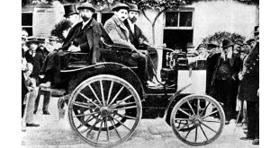 ¿Cuál fue la primera carrera de coches de la historia?
