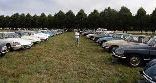 Citroën reúne más de 5.000 coches clásicos en París