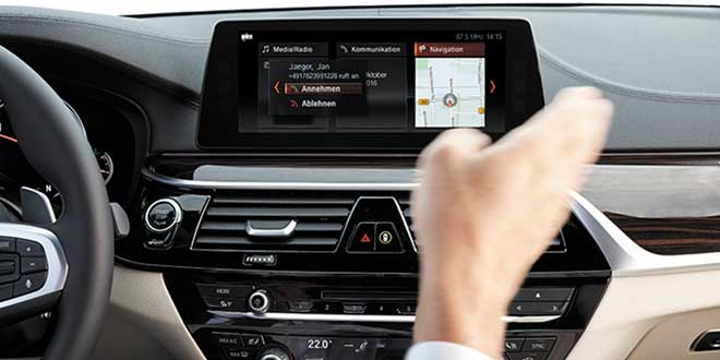 Sistema de control gestual multimedia