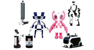 Toyota desarrolla robots de asistencia para los JJOO de Tokio