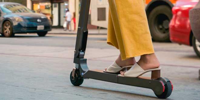 Hyundai lanza un patinete eléctrico con 20 km de autonomía