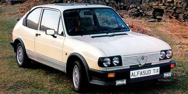 Alfa Romeo Alfasud (1972-1989)