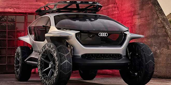 Audi AiTrail