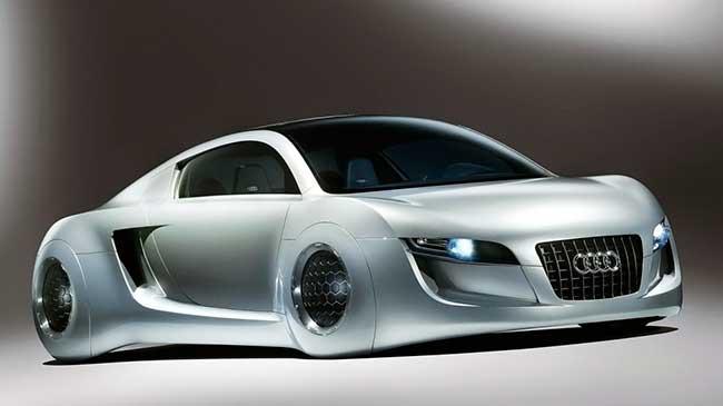 Audi RSQ Concept -Yo, Robot