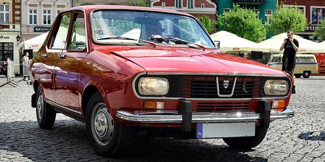 Coches más vendidos Dacia 1.300 (1969-2004)