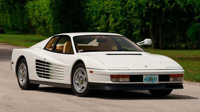 Ferrari Testarrossa - Corrupción en Miami
