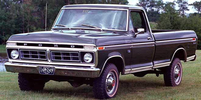 Coches más vendidos Ford F-150 (1983-actualidad)