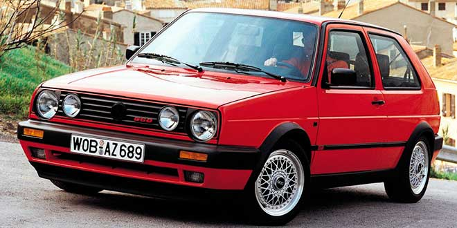 Volkswagen Golf (1974-actualidad)