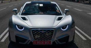 Hispano Suiza vuelve al mercado 70 años después con un superdeportivo