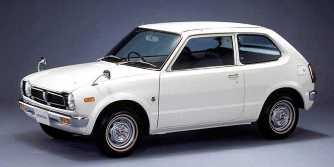 Coches más vendidos Honda Civic (1972-actualidad)
