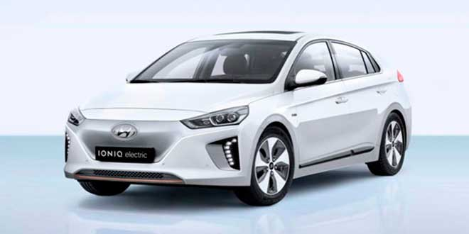 Hyundai incluirá un punto de carga gratuito con sus coches eléctricos