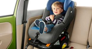 Qué son los sistemas Isofix y Top Tether de las sillas infantiles