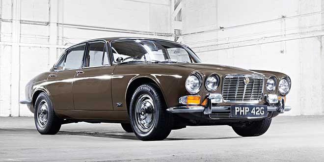 Coches más vendidos Jaguar XJ (1968-actualidad)