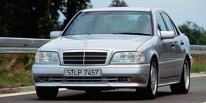 Mercedes-Benz Clase C (1993-actualidad)