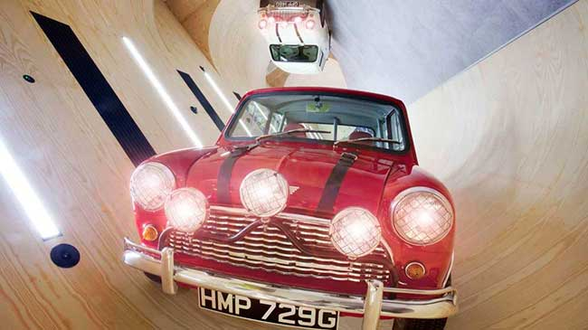 Austin Mini Cooper S - The Italian Job