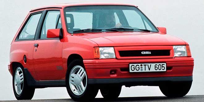 Opel Corsa (1982-actualidad)