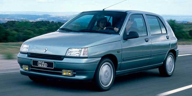 Renault Clio (1990-actualidad)